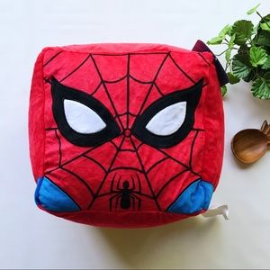 Home • Spider-Man Marvel Superhero Bean Bag Pouf